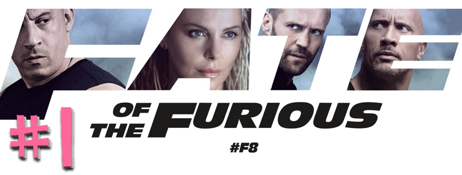 No 1 Fate of the Furious