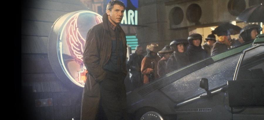 Blade Runner Deckard