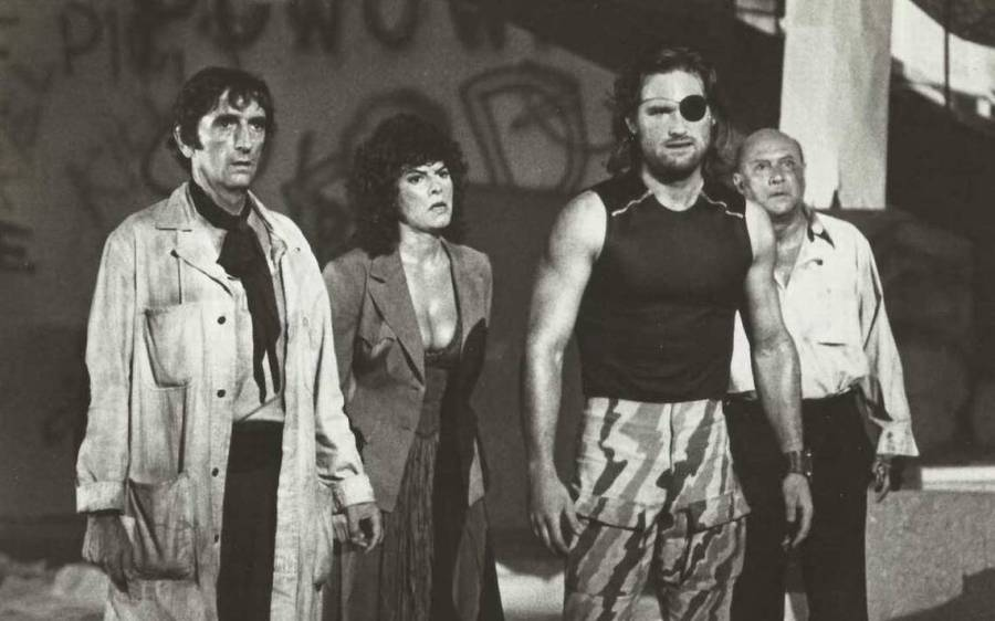 Escape From New York Cast