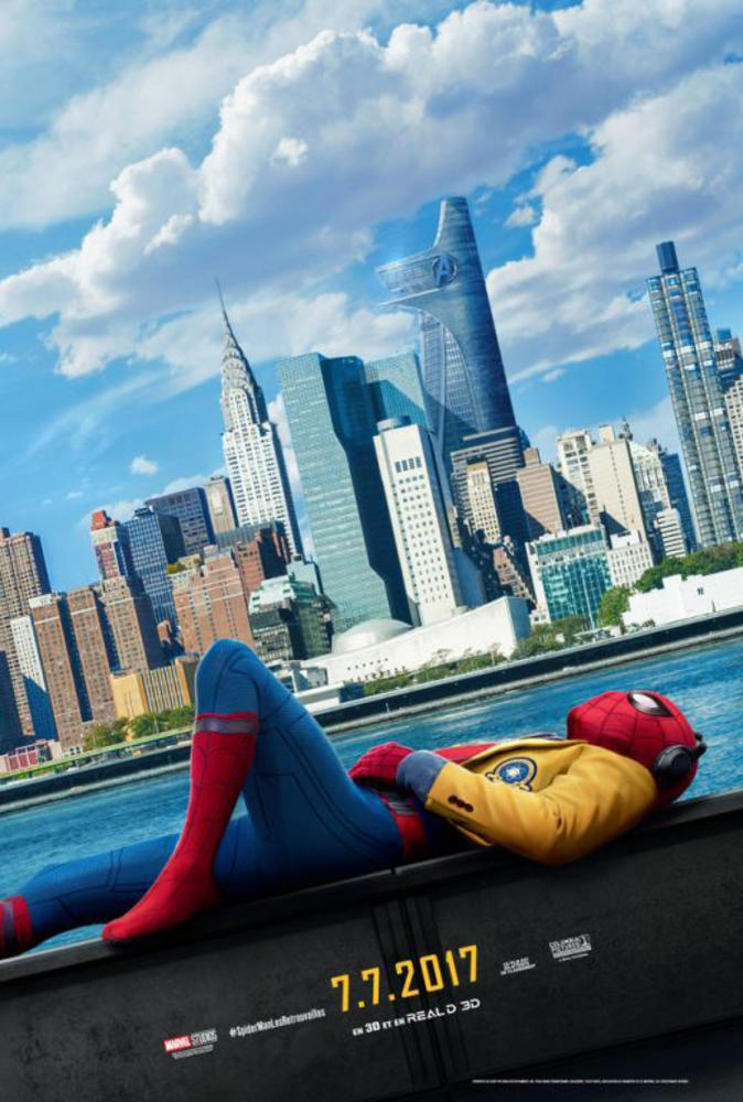 spidermanhomecomingposter